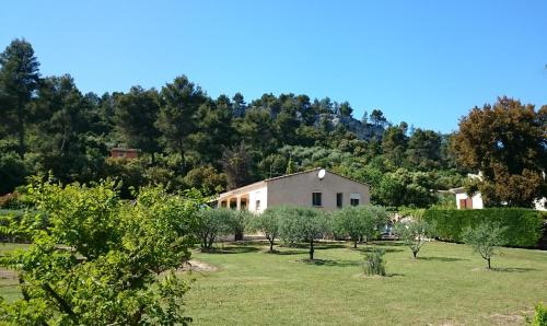 Bruna Plek : Guest accommodation near Orgon