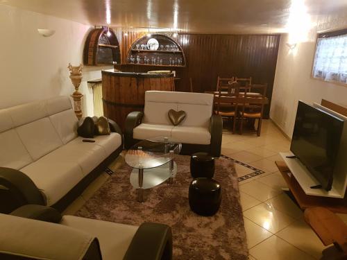 gite du lac : Apartment near Corberon