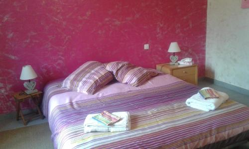 La haute lande : Bed and Breakfast near Belhade