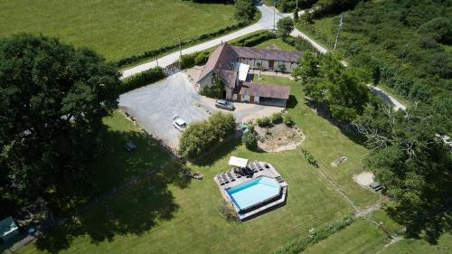 Masoe des Chatards : Bed and Breakfast near Saint-Pourçain-sur-Besbre