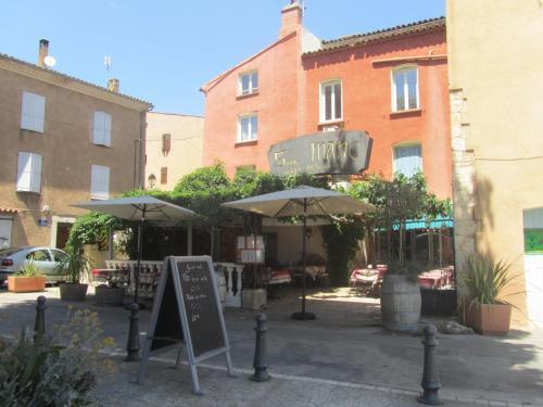 Hôtel Restaurant le Saint Marc : Hotel near Aups