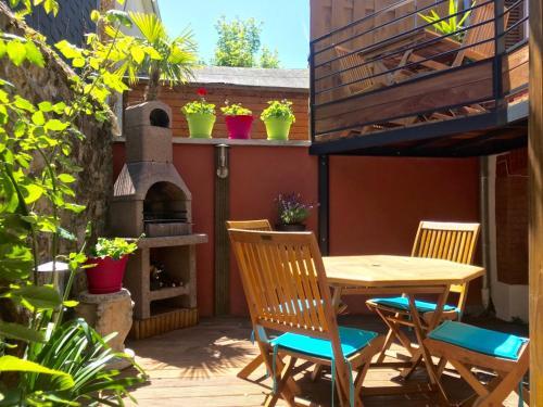 La Villa : Guest accommodation near Longueville