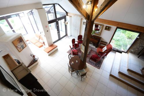 La Victoire de Noyers : Guest accommodation near Aigremont