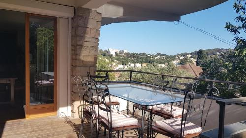 Siber & Sandrine : Guest accommodation near La Seyne-sur-Mer