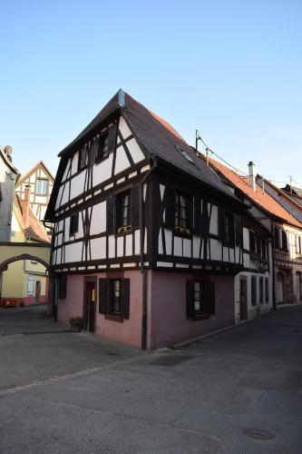 Gîte L'Escale du Vignoble : Guest accommodation near Thannenkirch