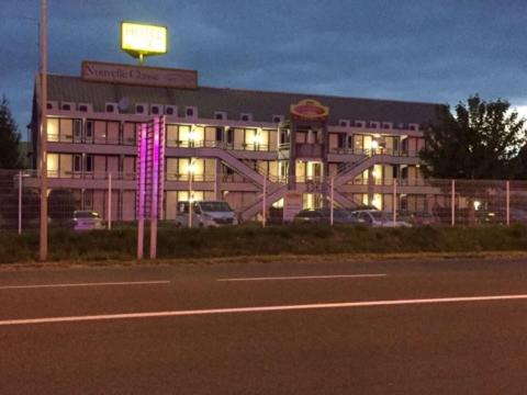 Nouvelle Classe Hotel : Hotel near Monthoiron