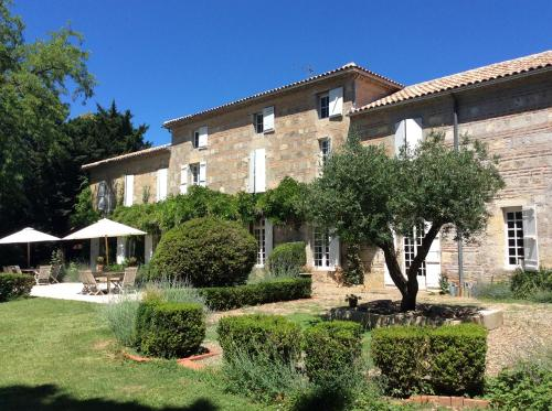 Le Manoir en Agenais : Guest accommodation near Caubeyres