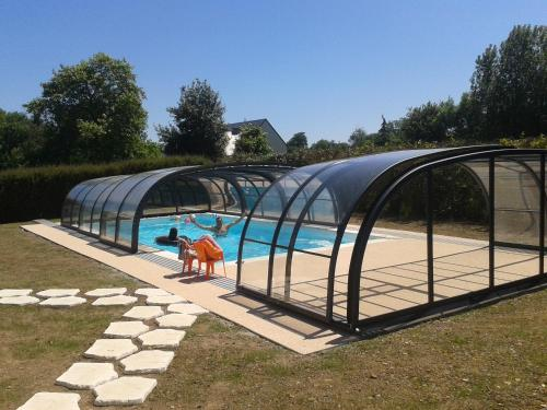 L'Arrozoir : Guest accommodation near Tracy-sur-Mer