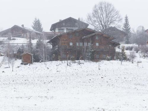 Chalet Miliça - Megève : Guest accommodation near Combloux