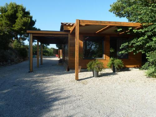 Lou Mazet : Bed and Breakfast near Pignan