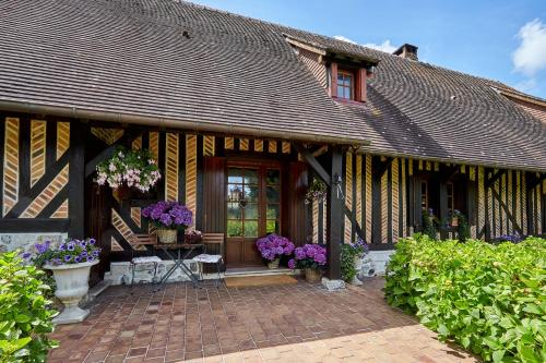Le Grand Clos de Saint Martin : Guest accommodation near Les Authieux-sur-Calonne