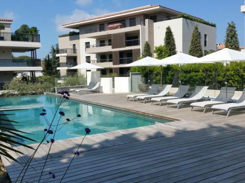 Tropezienne Deluxe Apartment : Apartment near Saint-Tropez