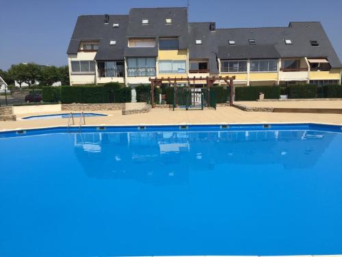 Résidence les Océanes, Maison,plage à 50m,piscine : Guest accommodation near Damgan