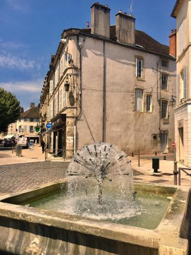 Appartements & Studio Le Cru Carnot : Apartment near Beaune