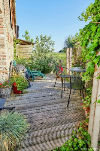 Bulles et Natures B&B : Bed and Breakfast near Hasnon