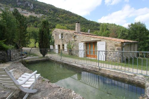 LE CLOS D'ANGELE : Guest accommodation near Rochefourchat