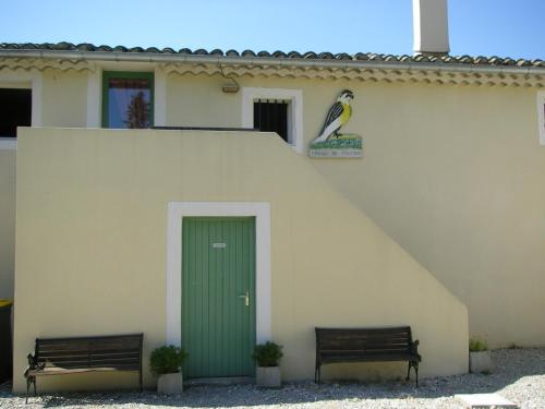 La Mine D'or : Guest accommodation near Valréas
