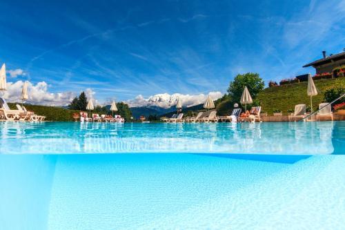 Aux Ducs de Savoie : Hotel near Combloux