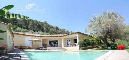 Villa Casalive : Guest accommodation near Pierrefeu-du-Var
