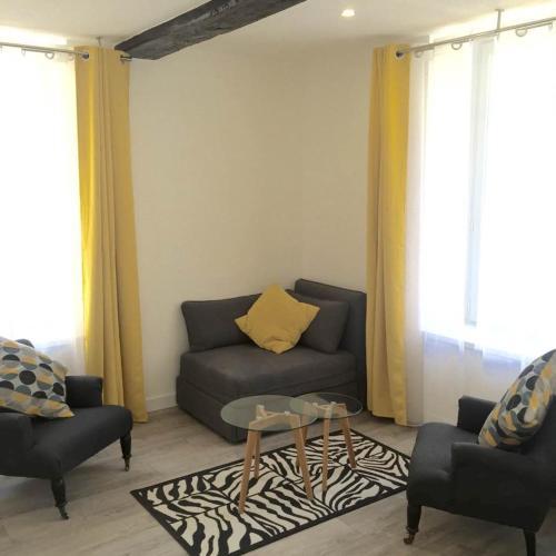 Au coeur des Remparts : Apartment near Boulogne-sur-Mer