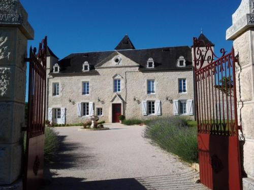 Manoir Du Clausel : Guest accommodation near Lachapelle-Auzac