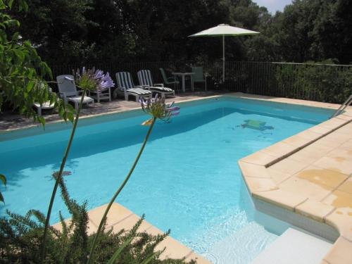 Domaine du bois : Guest accommodation near Buzignargues