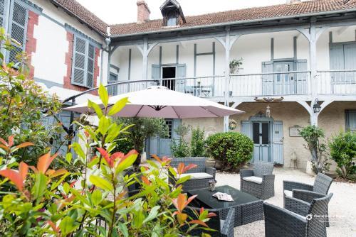 Chambres d'hôtes Le Clos des Mousquetaires : Bed and Breakfast near Mirande