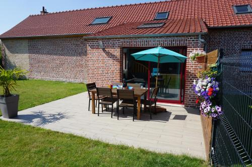 Gite de l'Audomarois : Guest accommodation near Volckerinckhove