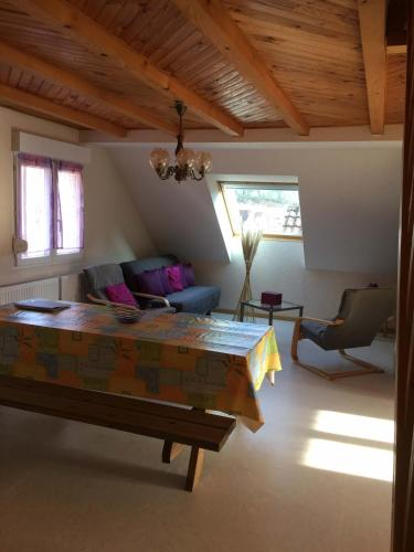 Gîtes la caserne : Guest accommodation near Soultzeren