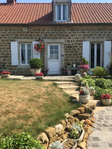 la chaumiere : Guest accommodation near Pittefaux