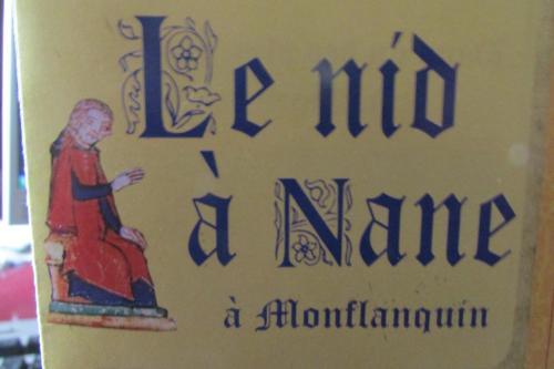 Chambres d'Hôtes Le Nid à Nane : Guest accommodation near Saint-Eutrope-de-Born