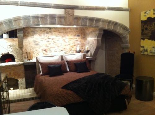Loge des 3 Maries : Apartment near Lyon 5e Arrondissement