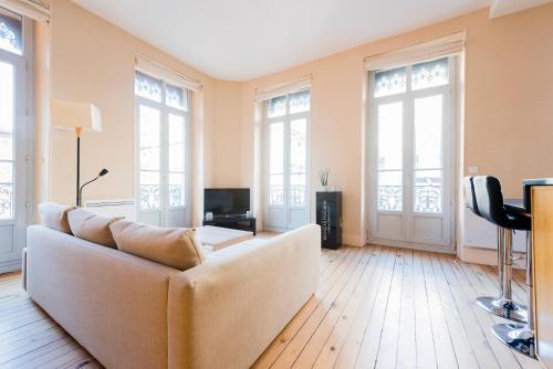 Hypercentre design et lumineux : Apartment near Toulouse