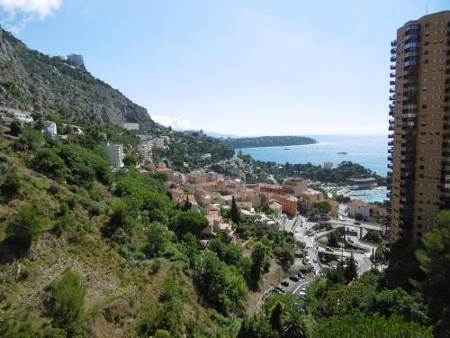 Aux Portes de Monaco : Apartment near Gorbio