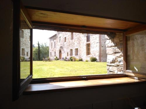 Abbaye de Capservy : Bed and Breakfast near Aragon