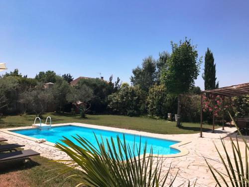 Villa Corsica : Guest accommodation near Bouc-Bel-Air