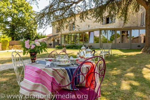 Le Grand Cèdre : Bed and Breakfast near Labouquerie