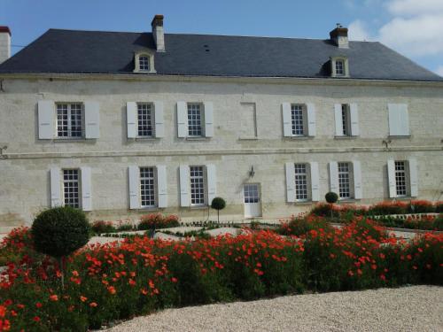 La Gentilhommiere : Bed and Breakfast near Lerné
