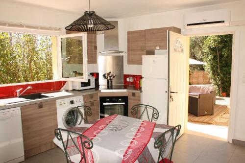 La Serada : Guest accommodation near Coursegoules