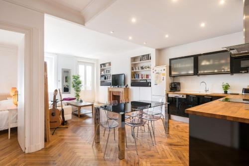 Saxe And The City , Downtown Lyon : Apartment near Lyon 7e Arrondissement
