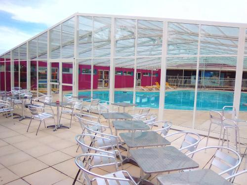 Eté indien-hôtellerie de plein air : Guest accommodation near Boulogne-sur-Mer