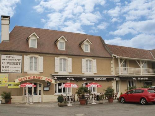 Hotel Peret : Hotel near Saint-Médard