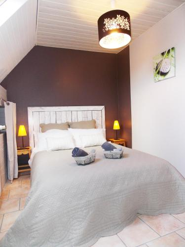au gite de Sam : Guest accommodation near Courtacon