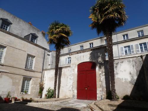 Hotel Particulier Julien LAFERRIERE : Apartment near La Rochelle