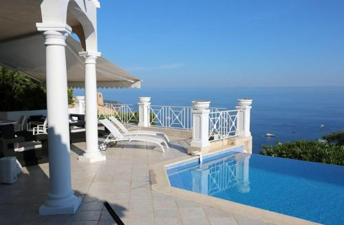 Villa MARìNE : Guest accommodation near Blausasc