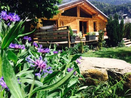 Chalet 4C : Guest accommodation near Les Houches