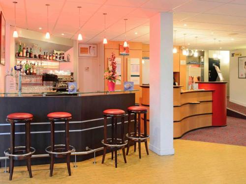 ibis Caen Porte d'Angleterre : Hotel near Escoville