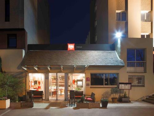 ibis Châtellerault : Hotel near Monthoiron