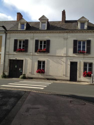 Le Chaton Rouge : Bed and Breakfast near Vancé