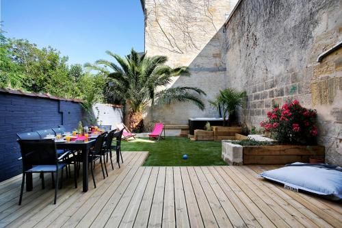 La Bourgeoise Bordelaise : Guest accommodation near Talence